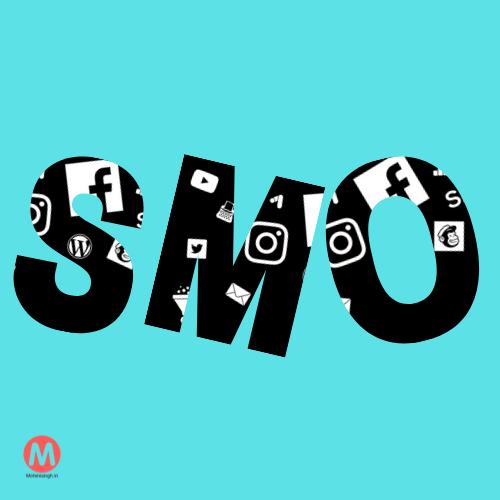 SMO social media optimisation