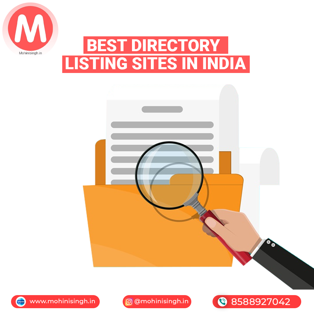 Directory Listing Sites in India